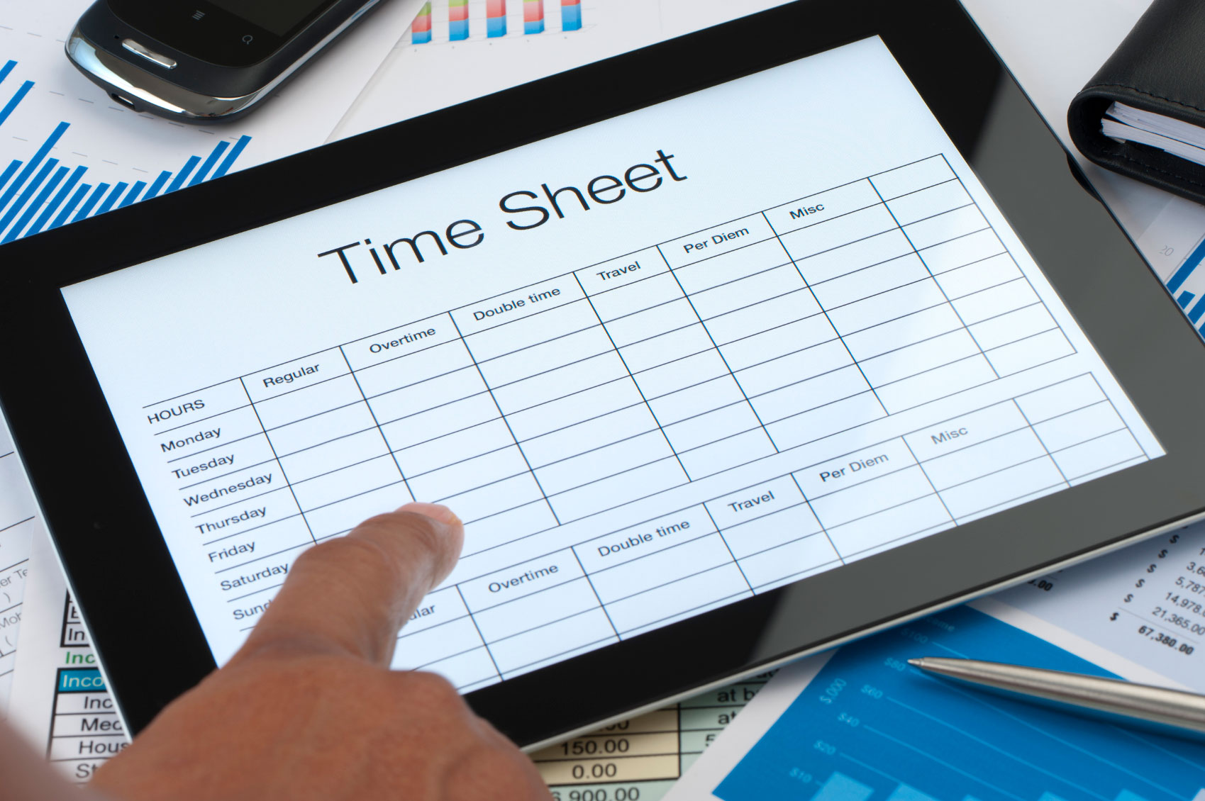 Will Your Time-tracking System Get You in Trouble?